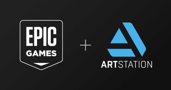 Epic Games no detiene su expansión; compra ArtStation y reduce cuotas a 12%
